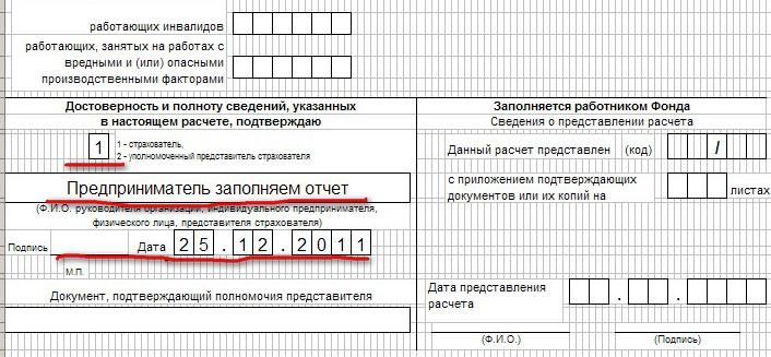 Болгарию отчетность в фсс за 2015 год годовая работает